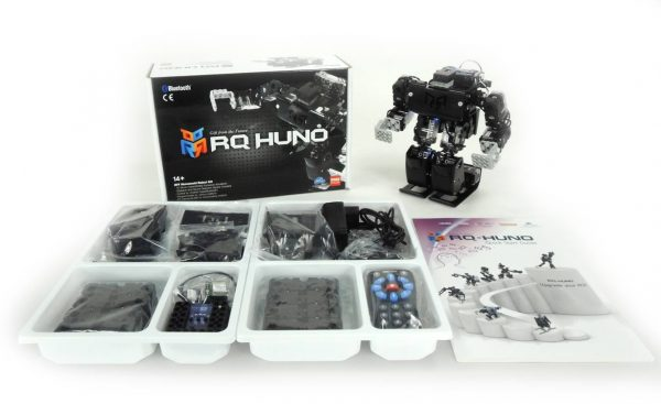 ROBOBUILDER RQ-HUNO ROBOTIC HUMANOID KIT