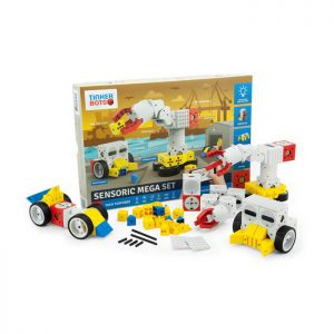 TINKERBOTS SENSORIC MEGA SET ROBOTIC KIT