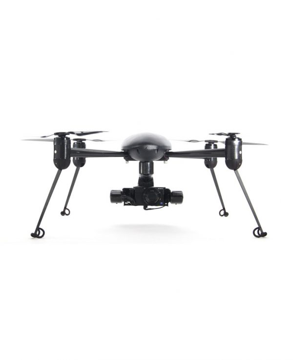 DRAGANFLYER X4-P PROFESSIONAL QUADCOPTER BASE MODEL