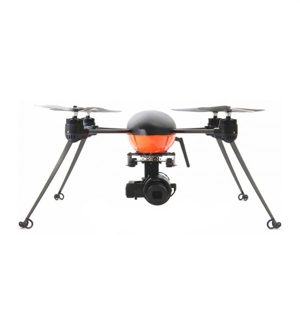 Draganflyer Guardian Professional Quadcopter With Sony QX100 Camera