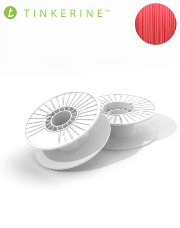 Tinkerine 750g Spool 1.75mm Cherry Blossom PLA Filament (4 Pieces)