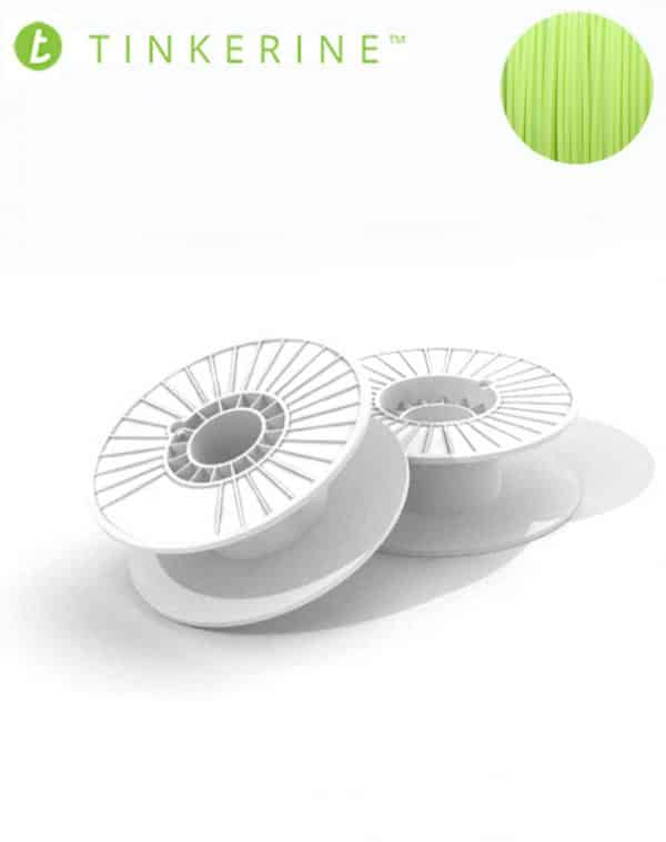 Tinkerine 750g Spool 1.75mm Spring Shoots PLA Filament (4 Pieces)